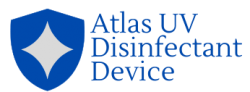 atlas uv disinfectant device logo